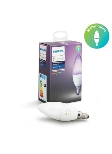 Philips Hue Renkli Akıllı Ampul  E14 Renkli